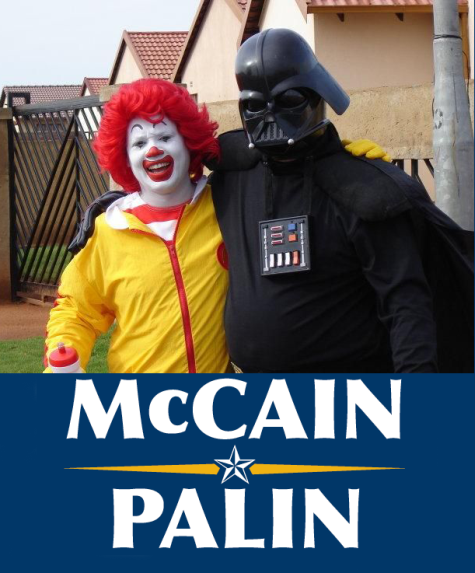 The 2008 Republican Presidential Ticket